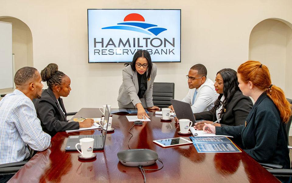 Hamilton Reserve Bank Global Banking